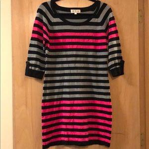 Sweater / tunic dress